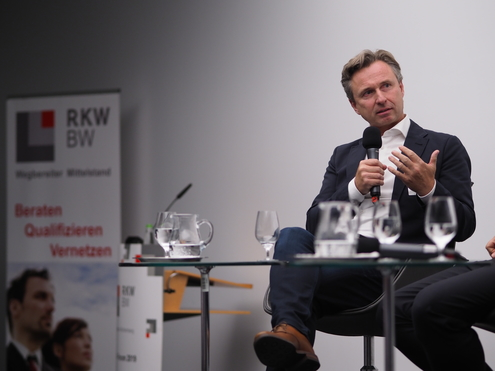 Robin Schönbeck, Mitgründer der PACE Telematics GmbH