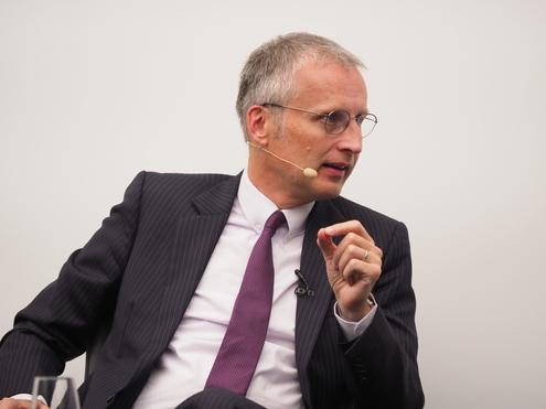 Prof. Dr. Viktor Mayer-Schönberger beim RKW Forum 2019